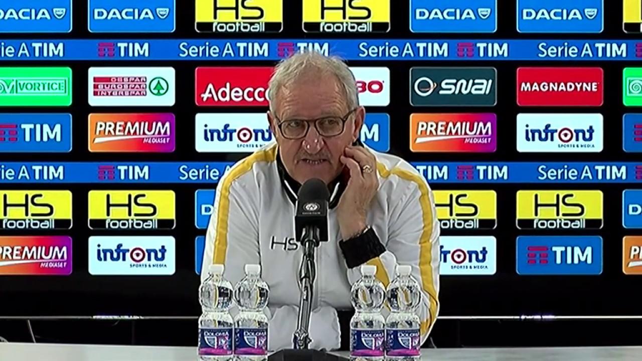 UDINESE TV - La conferenza di Delneri pre Palermo