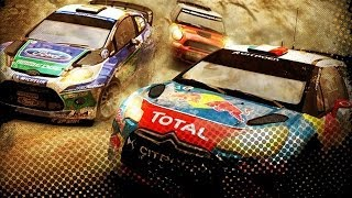 WRC Powerslide Gameplay (PC HD)