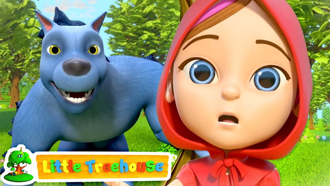 Download Story of Little Red Riding Hood   Kids Bed Time Stories & Fairy Tales   Nursery Rhymes & Kids Songs