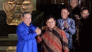 Download Video Kamis (9/8) Pagi, Prabowo Subianto Bertemu dengan SBY MP3 3GP MP4