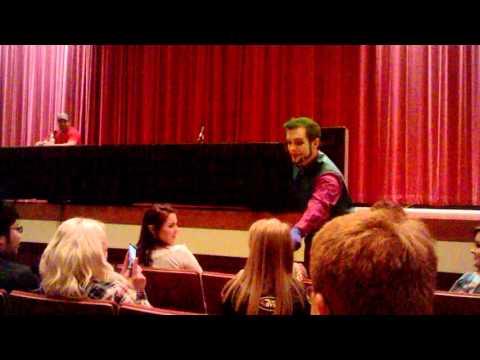 Joey Fatone Of Nync his career Fan boy 10/18/15