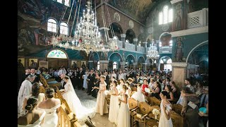 Stunning Greek Orthodox Wedding In Crete