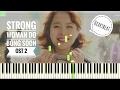 Strong Woman Do Bong Soon OST|Heartbeat - Suran 수란 | Tutorial