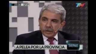ANIBAL FERNANDEZ en CODIGO POLITICO