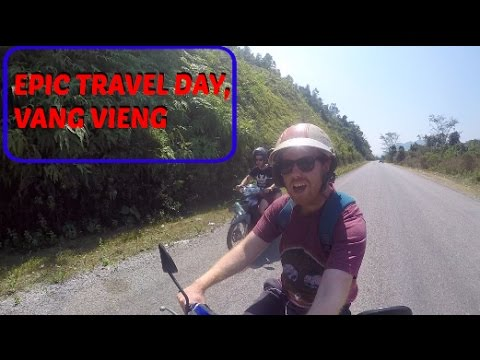 THE MOST EPIC DAY TRAVELING, LAOS TRAVEL VLOG
