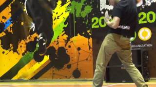 Catch the Groove Vol.1 Battle Dejf vs Rasha