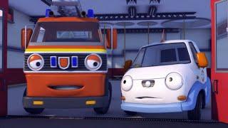 Олли Веселый грузовичок - Мультик про машинки - Новая работа - Серия 62 (Full HD)