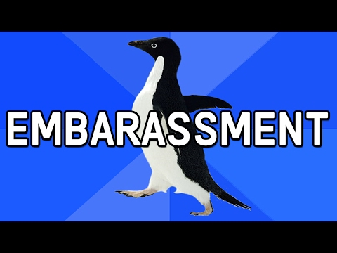 Awkward Situations: Embarassment with Bdubs and Sidearms