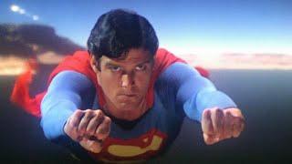 Супермен 1978. Первый огромный успех супер геройского кино с Кристофером Ривом