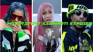 Motorsport (Video) - Illuminati Exposed - Migos, Cardi B, Nicki Minaj