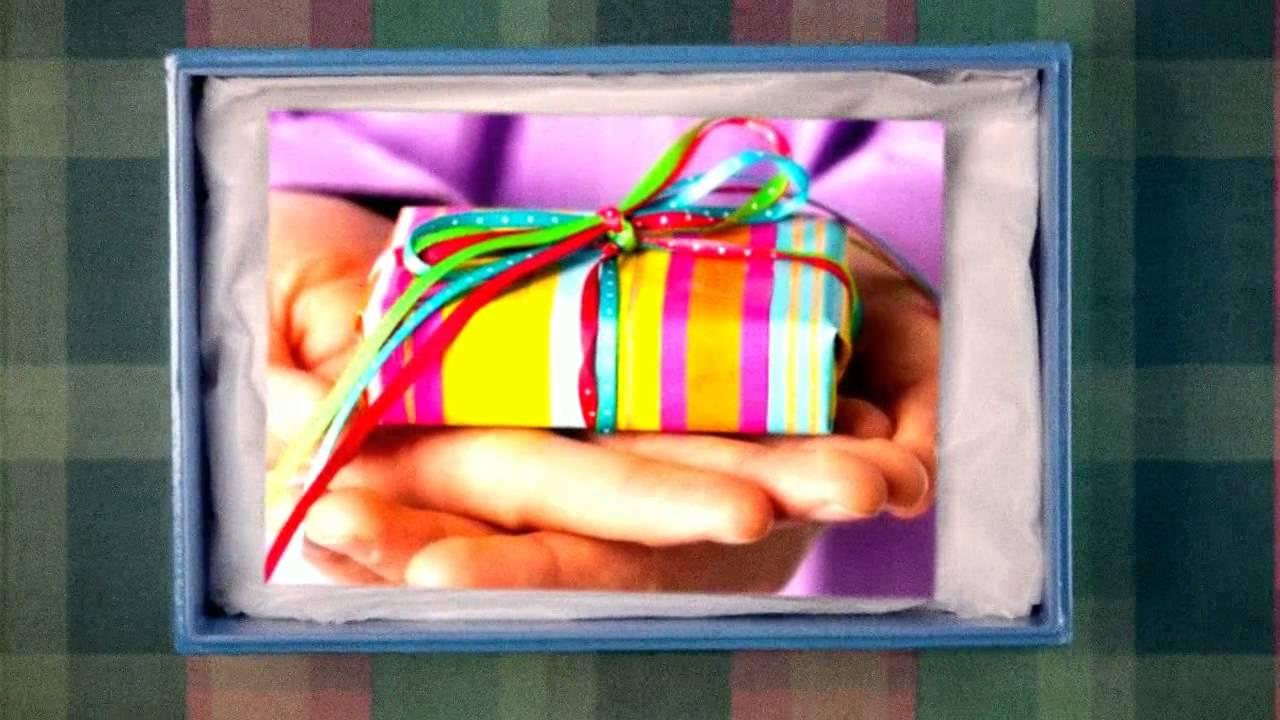 С днем рождения дорогие подарки дарить