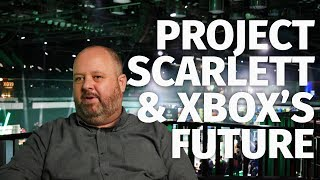 Project Scarlett Update at X019 | Aaron Greenberg