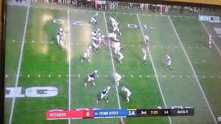 Saquon.barkley hook and lateral