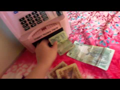 Atm savings  bank