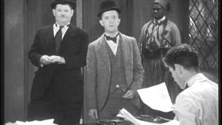 Stan & Ollie Join The Legion