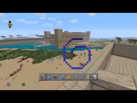 Mine craft castle build amazing defence #2