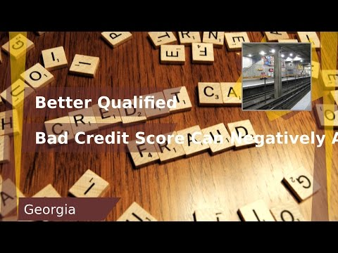 All About/Bq/Georgia/Bad Credit Can Make Your Life Difficult
