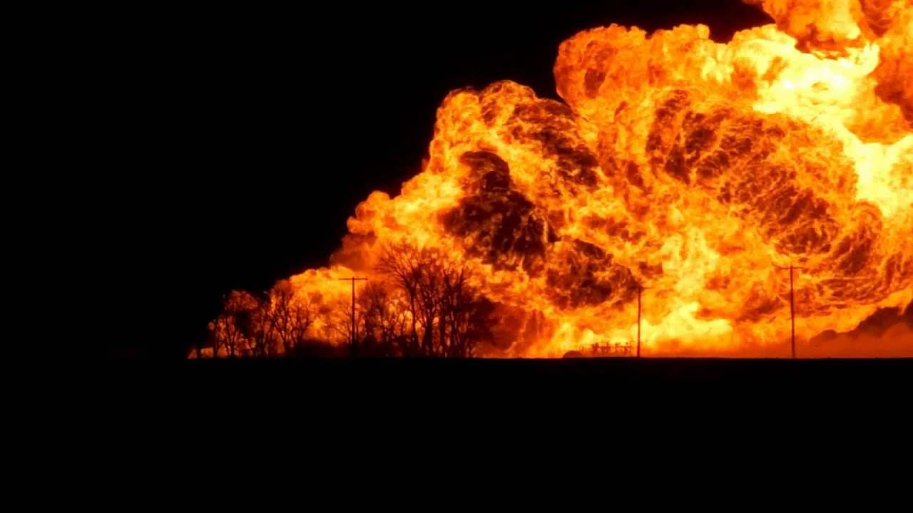 Natural Gas Pipeline Explosion Statistics