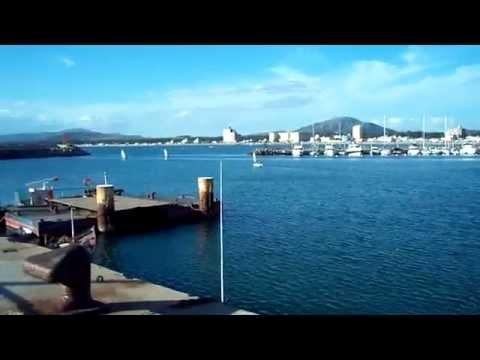 Puerto de Piriápolis-Uruguay.-