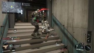 Call of duty black ops 3 gameplay//Good PS4 player//Funny memes