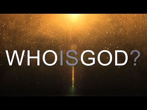 Who is God?? (Attn: HUE-MANS!!!)  Do We really know him???