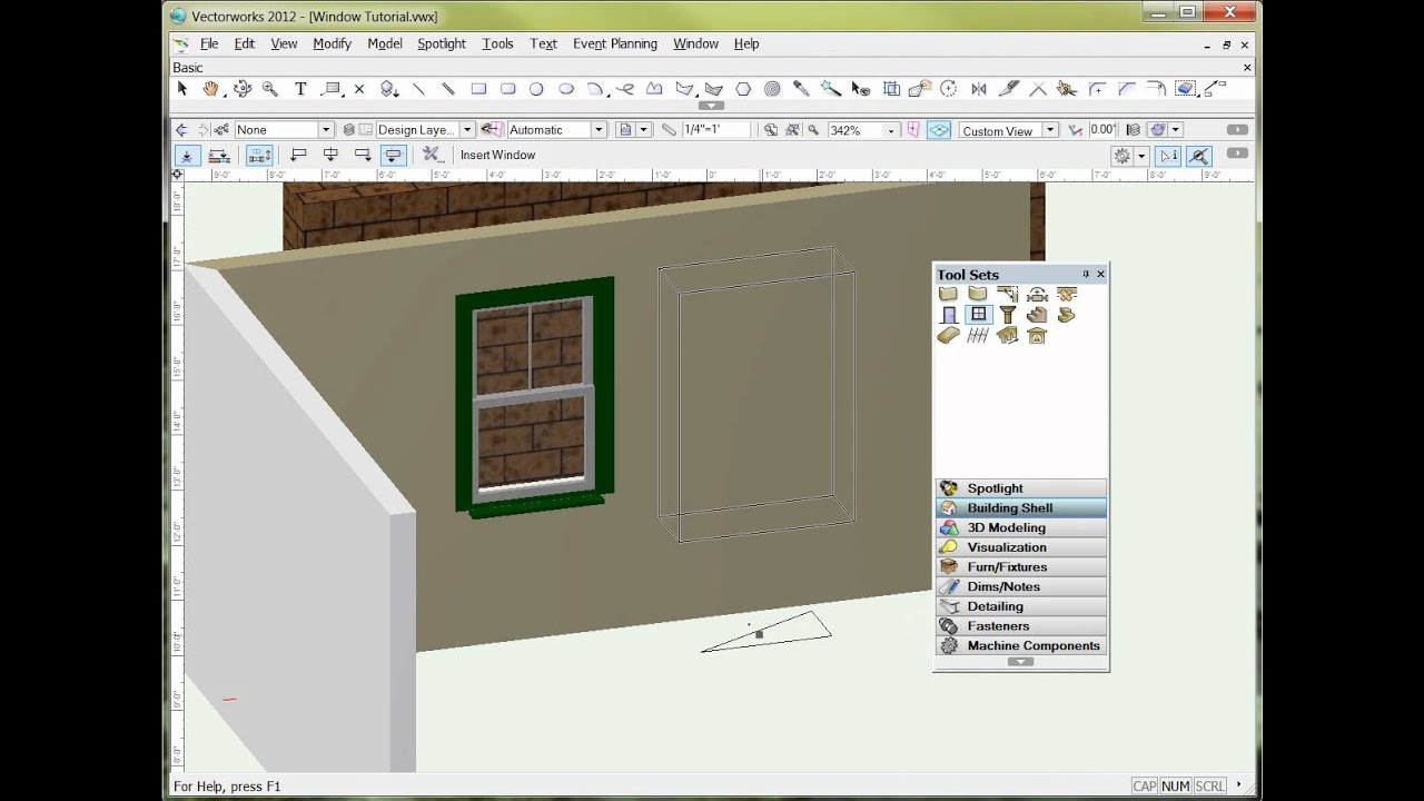 how to uninstall vectorworks 2012 vectorworks window tool youtube