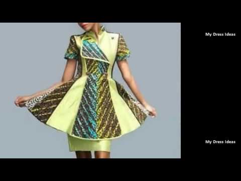 African Dress Ideas for Nicec girls