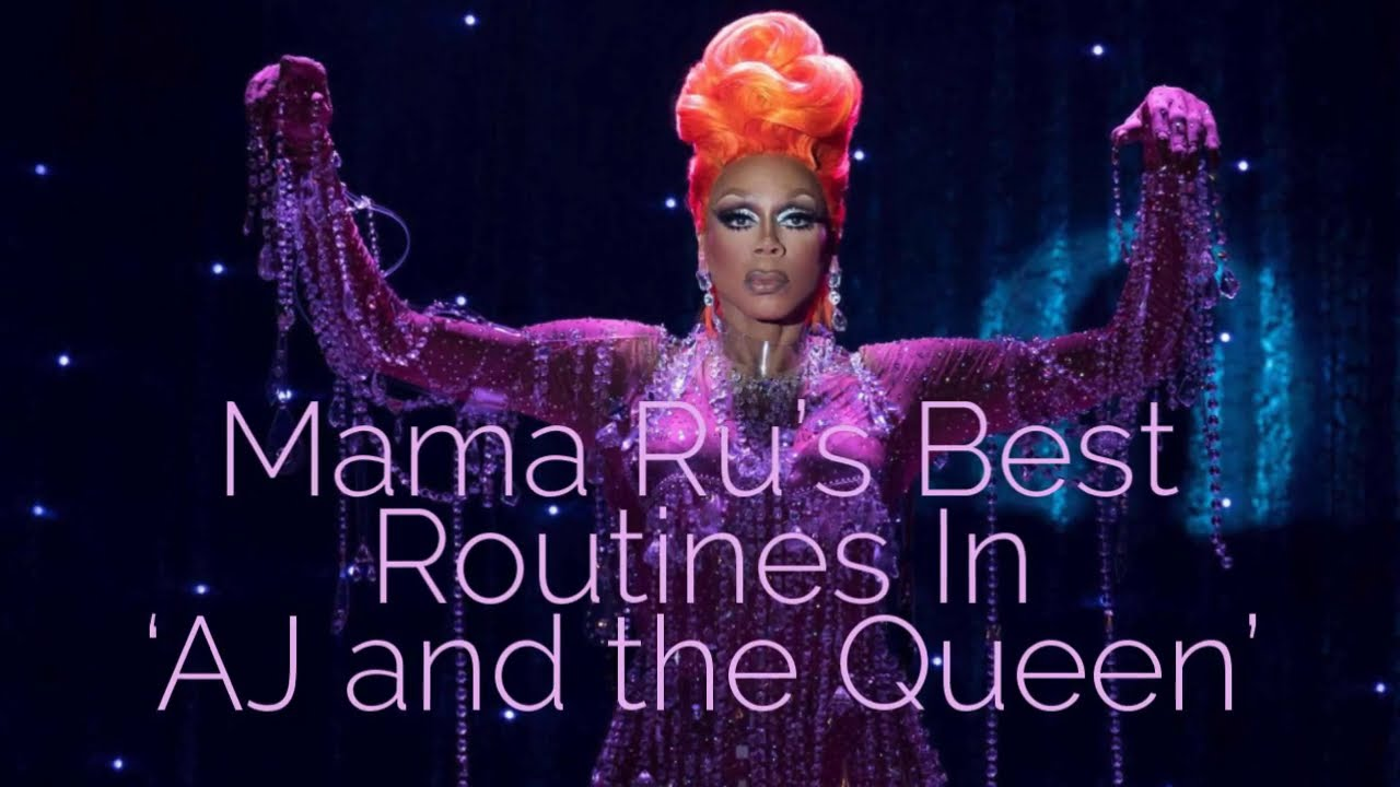 Happy Mother's Day: We Love You Mama Ru….