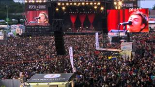 MANDO DIAO - God Knows @ Rock Am Ring 2011 [HD]