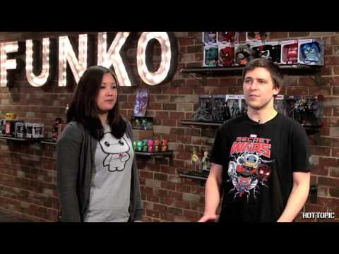 Funko HQ Tour