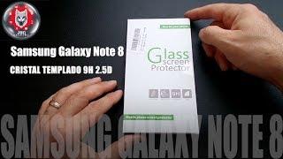 Protector de Pantalla Galaxy Note 8 de Aonsen - Screen Protector Galaxy Note 8 of Aonsen