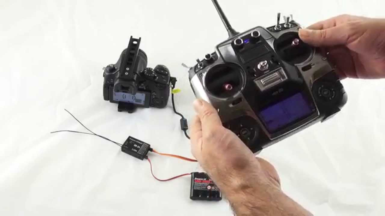 Quadrocopter Tutorial Rc Switch Panasonic Gh4 Youtube R C For Radio Control Includes Camera Shutter