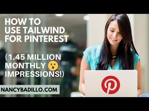 How To Use Tailwind For Pinterest | Pinterest SEO | Tailwind Tutorial thumbnail
