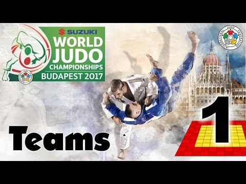 Suzuki World Judo Championships 2017: Teams - Elimination