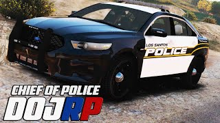 DoJ Chief of Police Live - Patrolling the Beat - EP.10