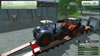Let's Play Landwirtschafts Simulator 2013 #026 [Deutsch] - Die neuen Traktoren