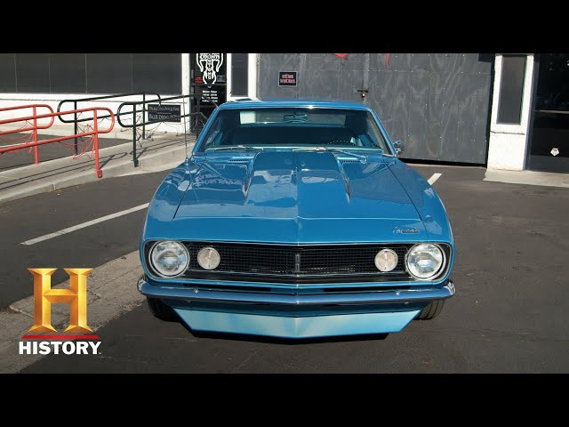 Danny Gets a Friend to Approve a 67 Camaro for a Client