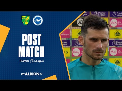 Pascal Gross Reacts To Norwich Stalemate