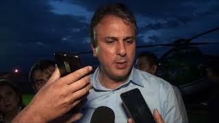Governador Camilo destaca projetos estruturantes para Morada Nova