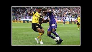 Austria Wien 0 - 1 Borussia Dortmund