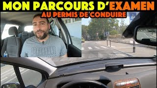 LE JOUR OÙ J'AI PASSÉ MON PERMIS DE CONDUIRE (MON PARCOURS D'EXAMEN)