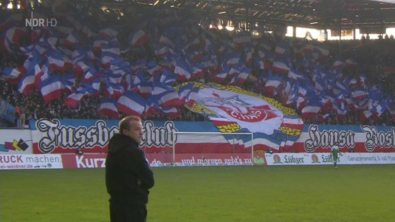 Dynamo Dresden Gegen Hansa Rostock
