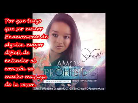 Josenid   Amor Prohibido New song 2013 Videos De Viajes