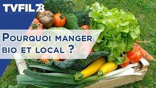 Environnement : pourquoi manger bio et local ?