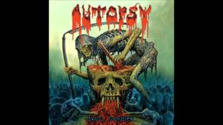 Autopsy - The Withering Death