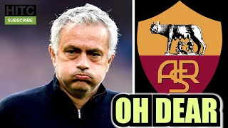 Jose Mourinho To Roma: THIS IS RIDICULOUS