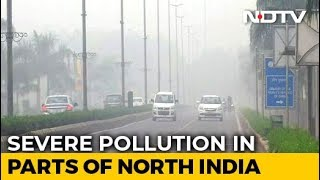 """""""Odd-Even"""" Scheme In Delhi From Today As Air Pollution Reaches Critical Stage"""