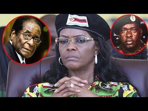Ubugambanyi bwa GRACE Mugabe kuri Mugabe by Mwanafunzi na Munana