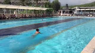 Отдых в Турции Кириш бассейн отеля KIRIŞ PALMET RESORT KEMER