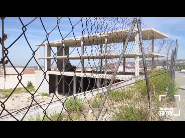 Video-noticia: Casi una década esperando el Centro Comarcal de Servicios de la Diputación en el Pilar de la Dehesa